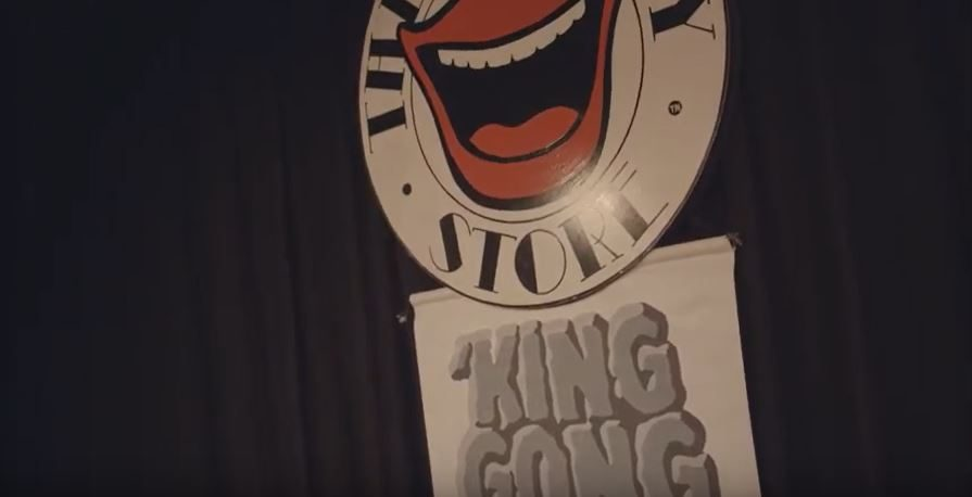Watch King Gong in action!