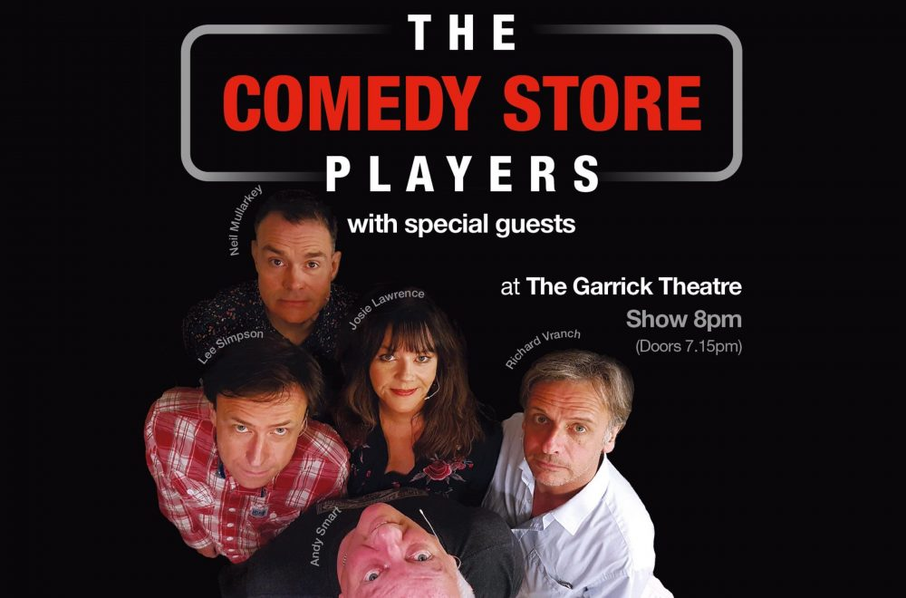 CSPlayers at The Garrick