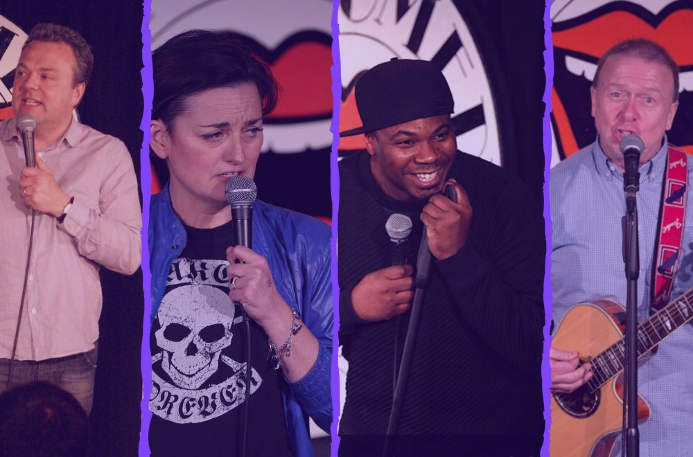 The Comedy Store Live