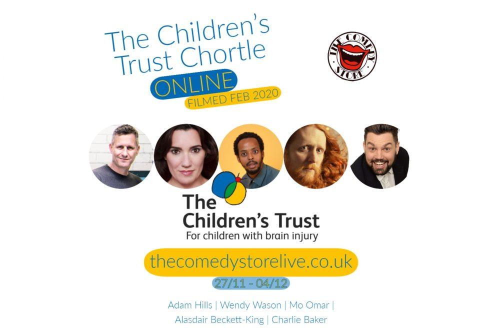 The Children's Trust Virtual Chortle