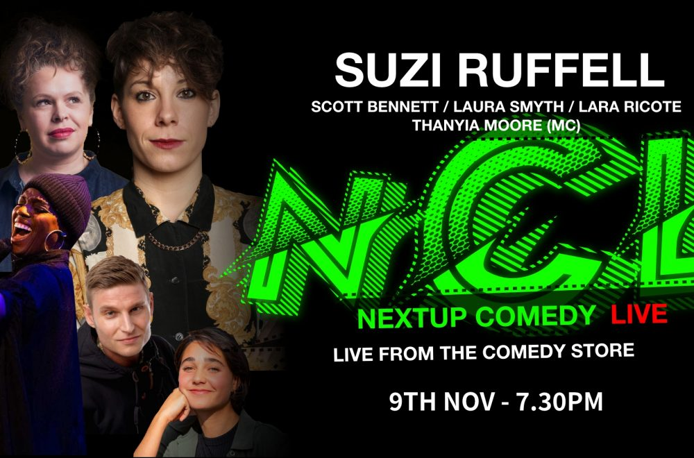 NextUp Comedy Live from The Comedy Store