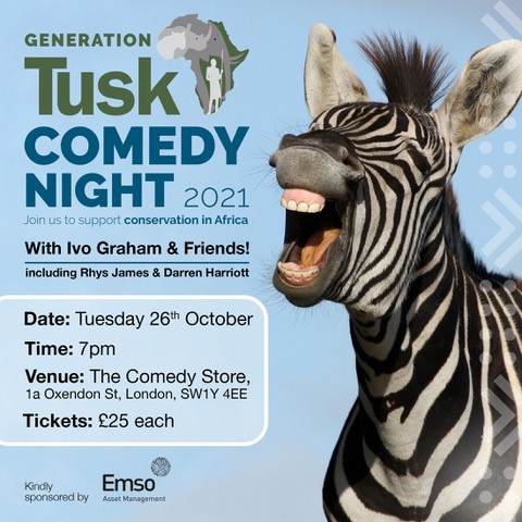 Generation Tusk Comedy Night